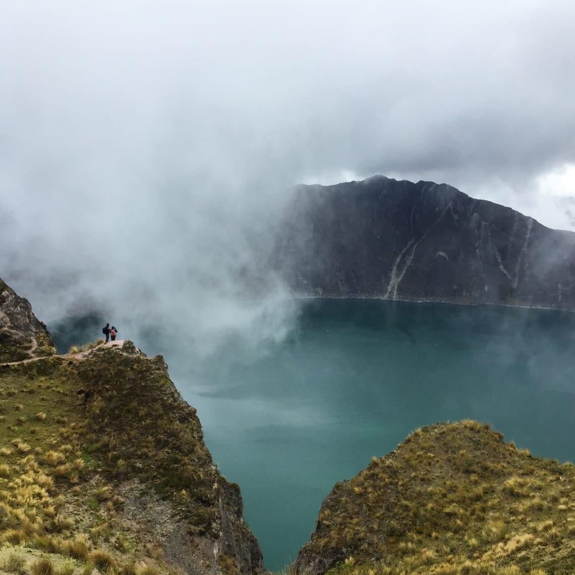 Expat adventures on the Quilotoa loop trail, Ecuador