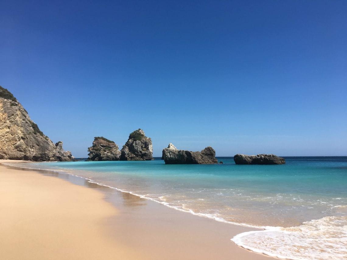 Qué visitar en Lisboa y sus alrededores - Worldpackers - playas en Portugal y cerca de lisboa