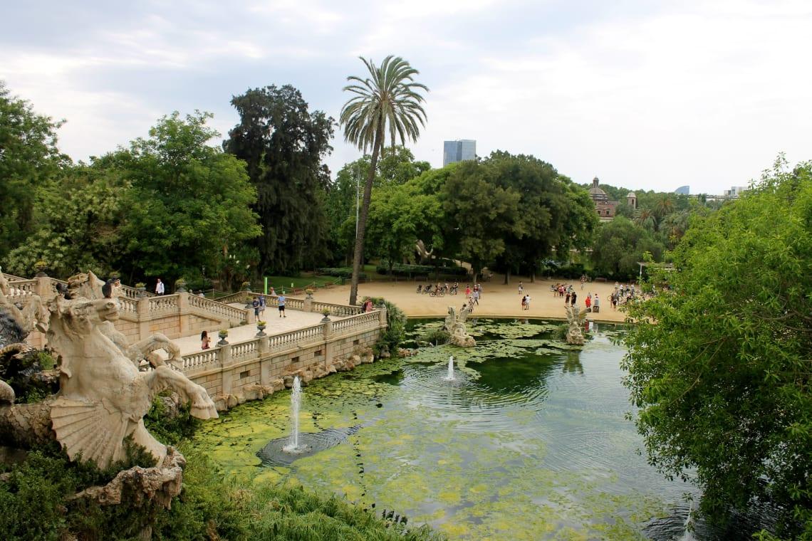 O que fazer em Barcelona: Parc de la Ciutadella