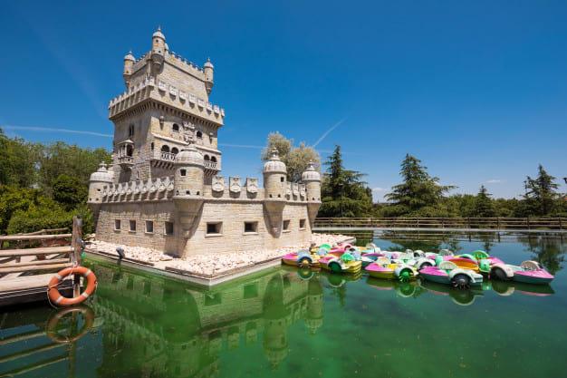 Viagem para a Espanha: Parque Europa