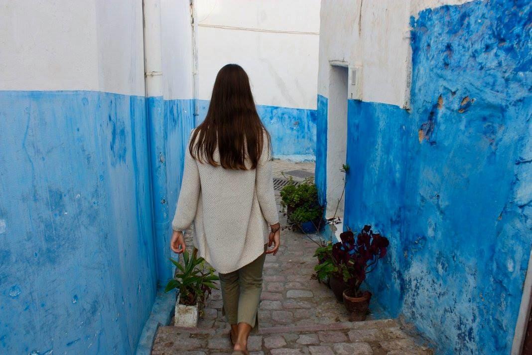 Todo lo que debes saber antes de viajar sola a Marruecos - voluntariado en rabat con worldpackers