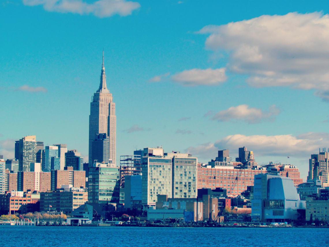 Guía para visitar Nueva York por primera vez: qué ver y recomendaciones - Worldpakcers - vista de Manhattan