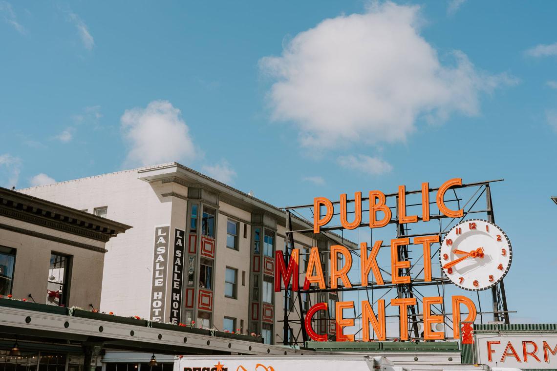 Seattle, Washington intercambio de trabalho
