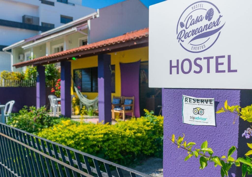 Casa Recreanext Hostel, Brazil