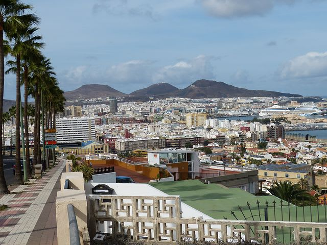 Mi experiencia como Worldpacker en Las Palmas de Gran Canarias, España