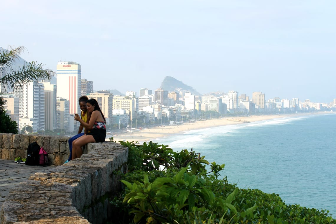 Passeios gratuitos no Rio de Janeiro: Parque Penhasco Dois Irmãos