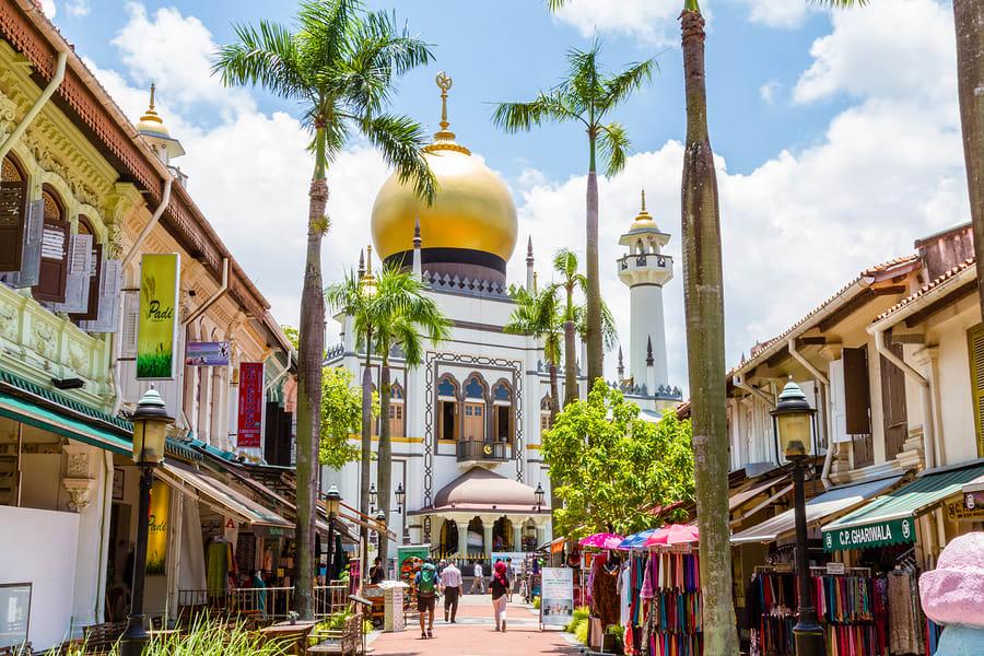 O que conhecer em uma viagem para Singapura: os bairros temáticos