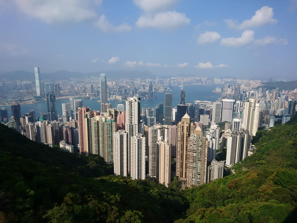 Diez lugares que no debes perderte en tu viaje por China - The Peak en Hong Kong - Worldpackers
