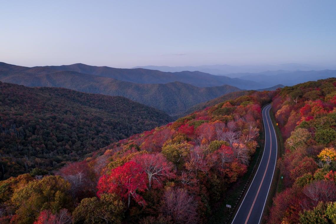 USA travel guide: North Carolina