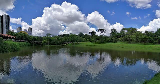 Curitiba é uma cidade com diversas opções de parques