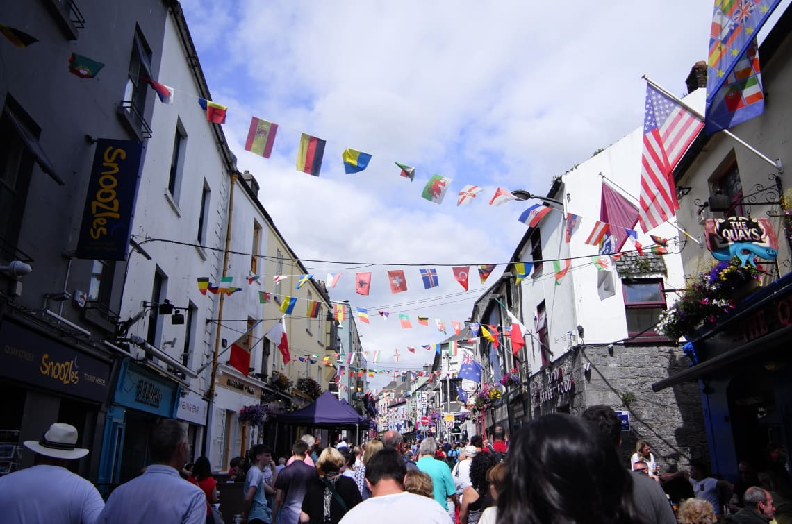 Inspirational places to visit: Galway, Ireland