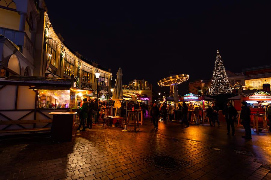 Onde passar o Natal e Ano Novo: Vienna