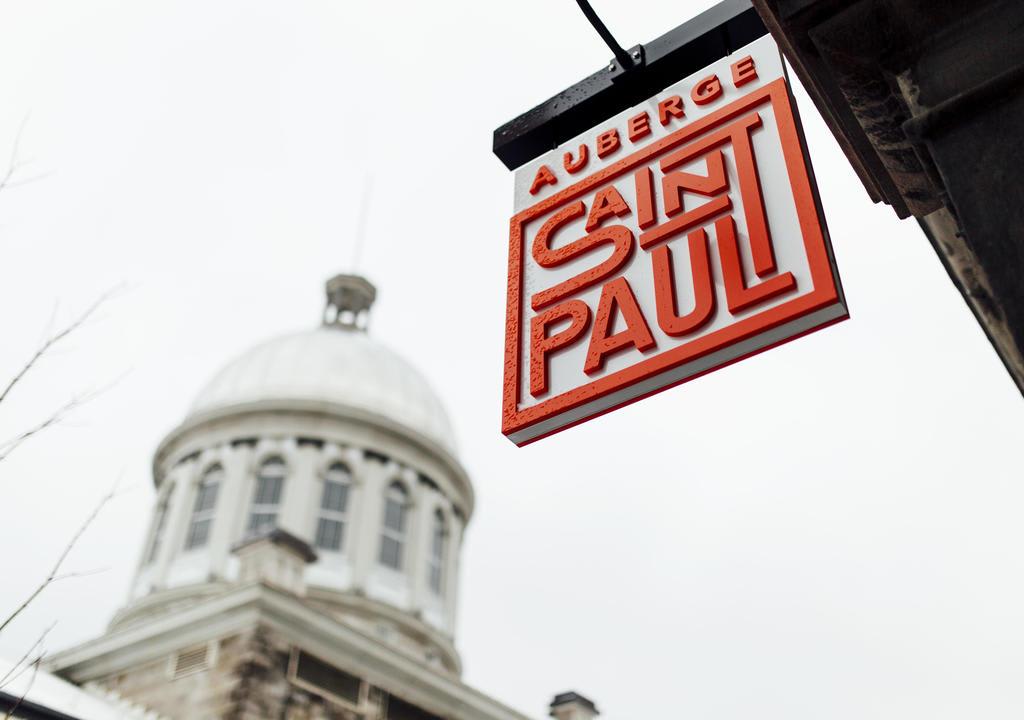 Auberge Saint-Paul - Montréal, Canadá