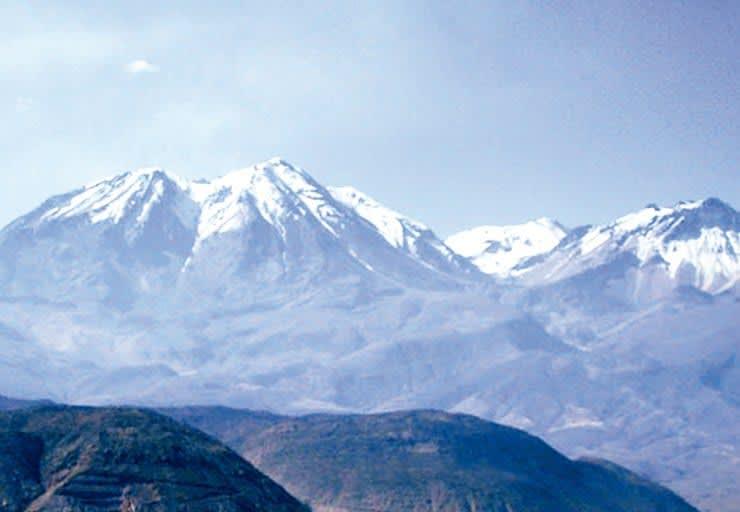 Todas las cosas que hacer en Arequipa y sus alrededores - Worldpackers - volcán Chachani en Arequipa