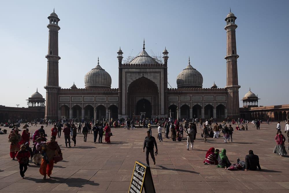10 Lugares recomendados para visitar en Nueva Delhi - Worldpackers