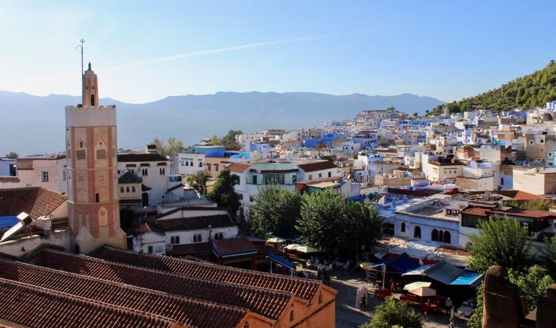 Todo lo que debes saber antes de viajar sola a Marruecos - worldpoackers - chefchaouen