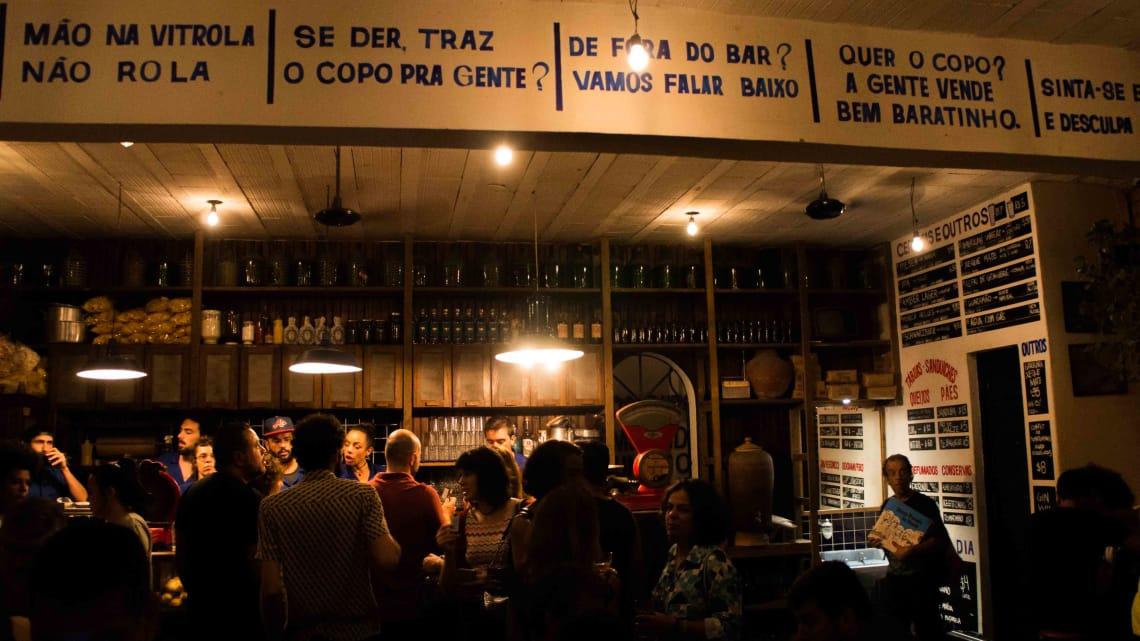 Bares alternativos em Belo Horizonte: Juramento 202