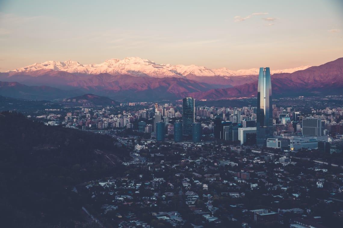 Dicas de como viajar barato para o Chile: Santiago