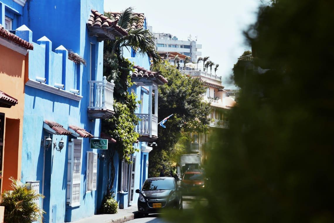 Visit Cartagena, Colombia