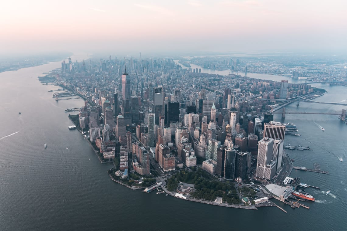 USA travel guide: New York