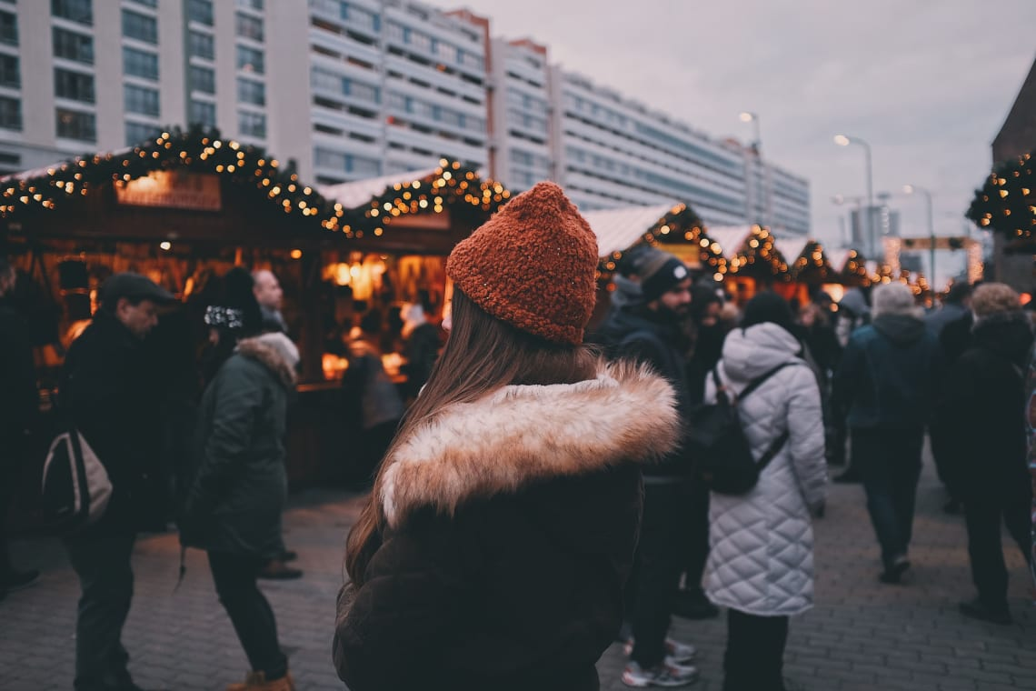 Things to do in Berlin: visit the Christmas market