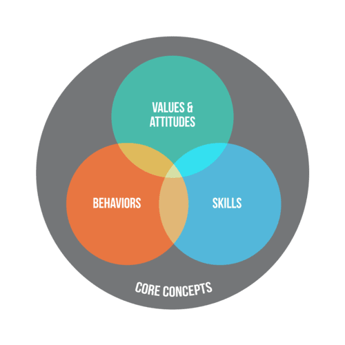 Core concepts of competence