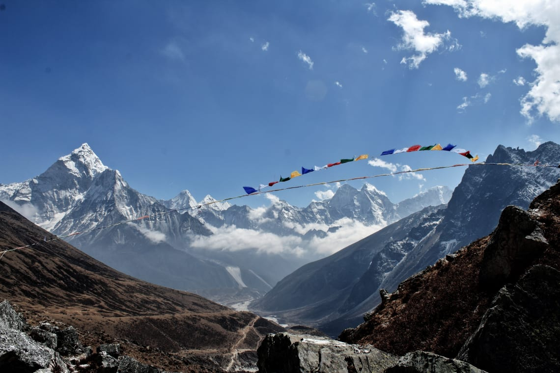 Everest Base Camp, Mt. Everest