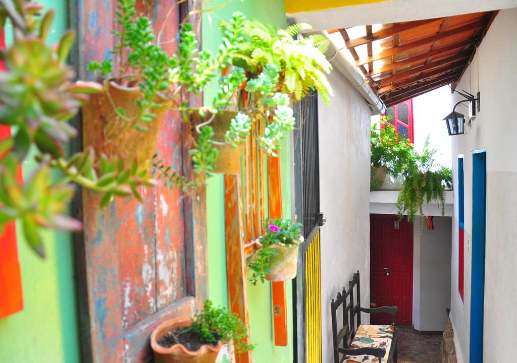 Viela Hostel, Brazil
