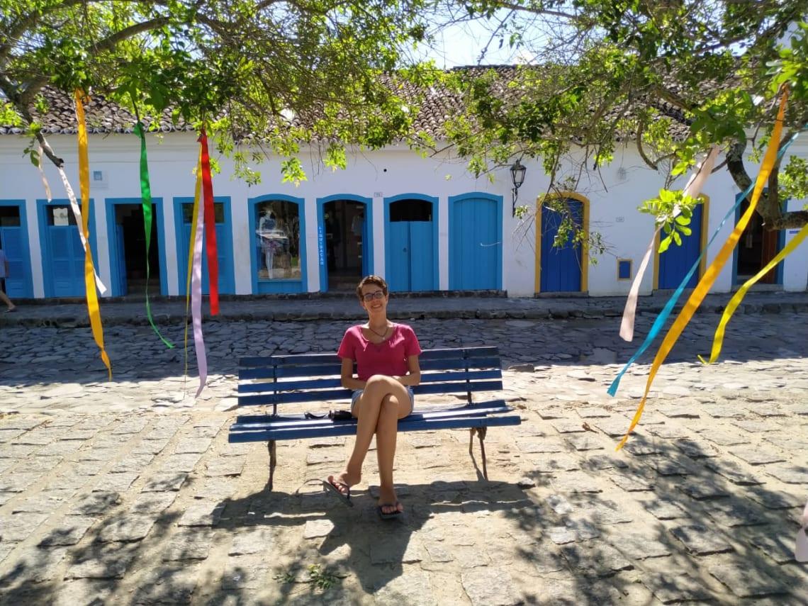 viajando sozinha paraty