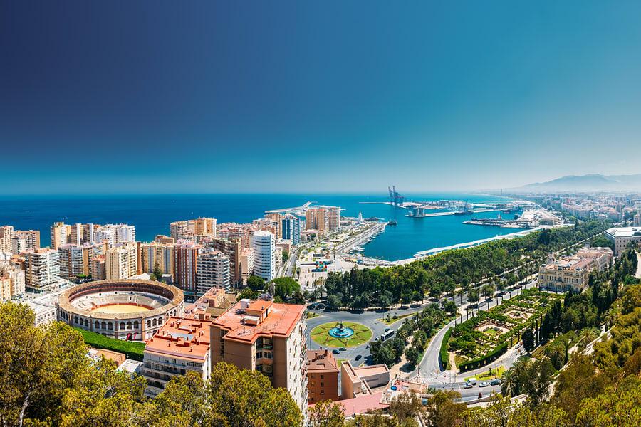 Málaga, Andaluzia, Espanha