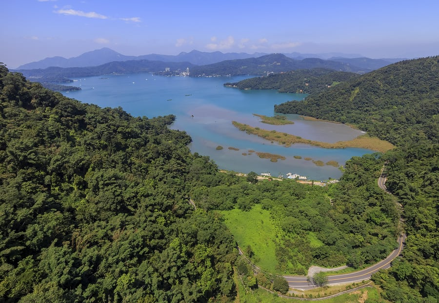 Tudo sobre Taiwan: Lago SunMoon