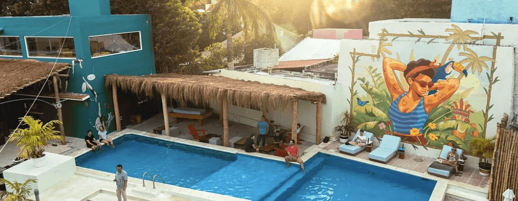 Volunteering with Worldpackers at Selina Hostel in Cancun, Mexico