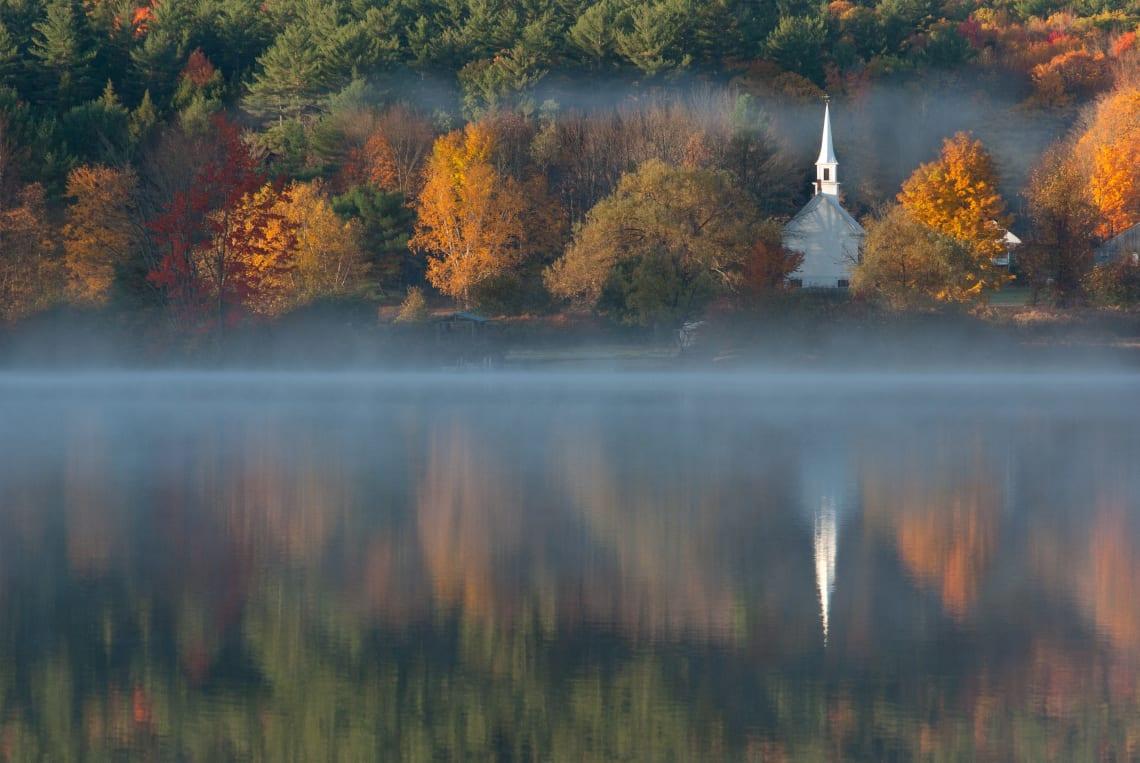 USA travel guide: New Hampshire