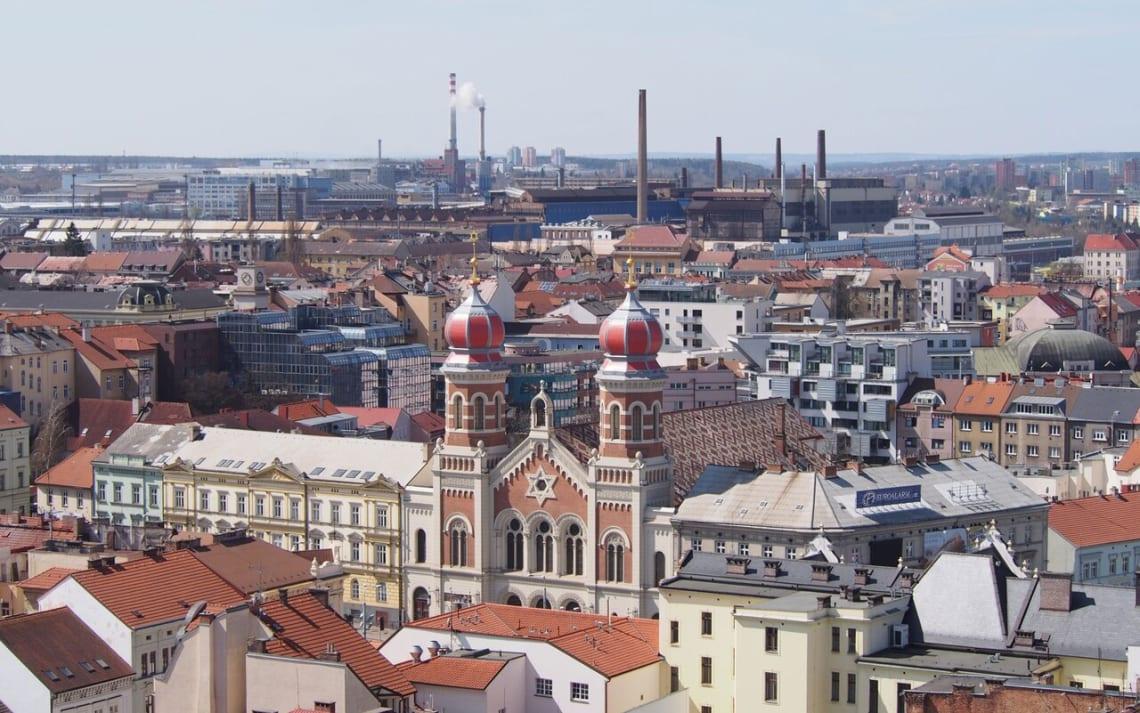 Best cities to visit in the Czech Republic: Pilsen
