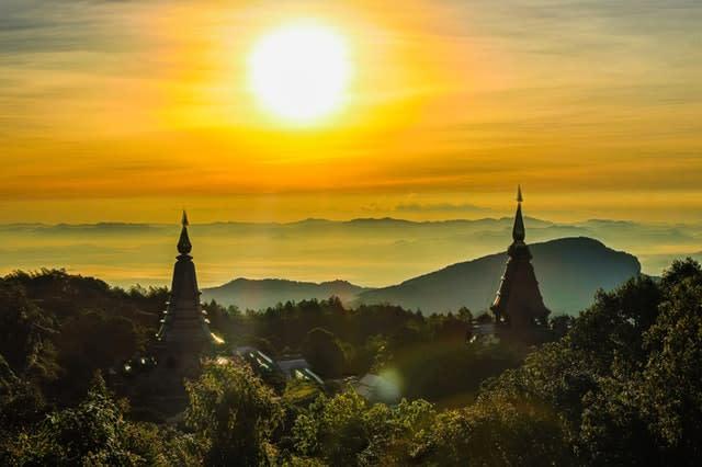 Não deixe de viajar para Chiang Mai durante seu mochilão pela Tailândia