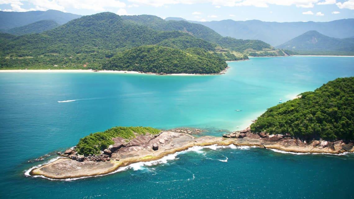 Cidades mais baratas do Brasil para ser nômade digital: Ubatuba