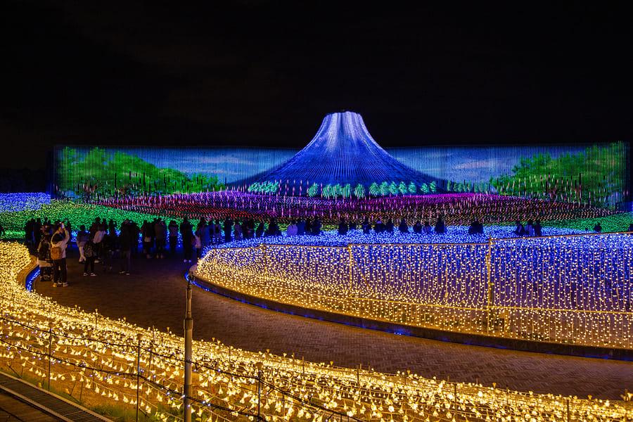 Festivais típicos da cultura asiática: Festival das Luzes de Inverno