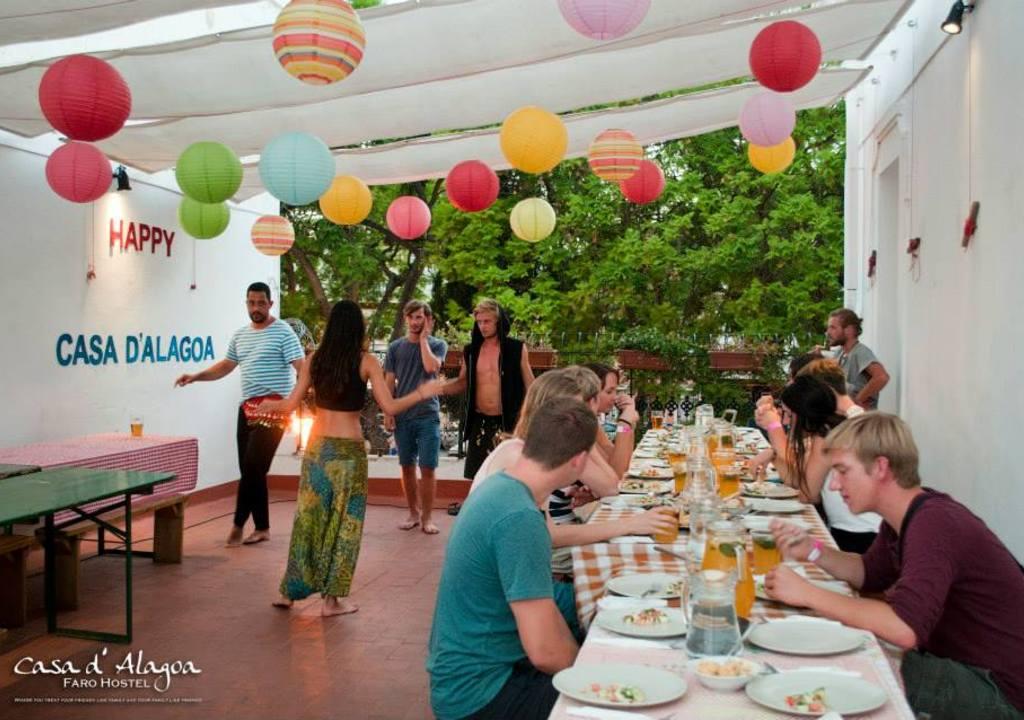 Los mejores anfitriones Worldpackers para voluntariar en el 2018 - Faro Hostel - Faro, Portugal