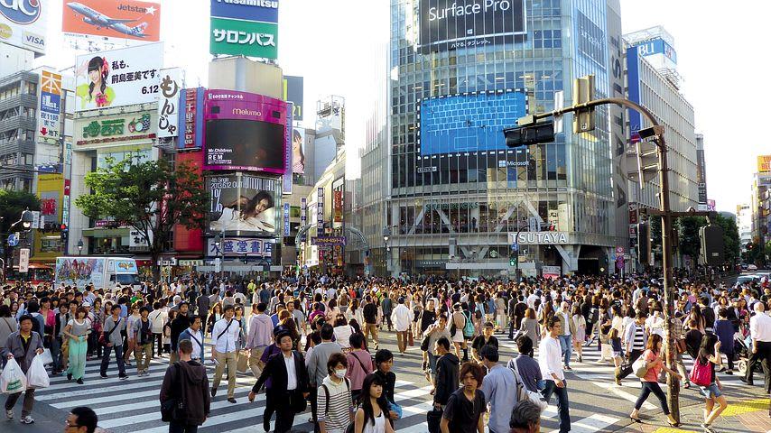 10 cosas que no debes hacer en Japón - Worldpackers - calle en Japón