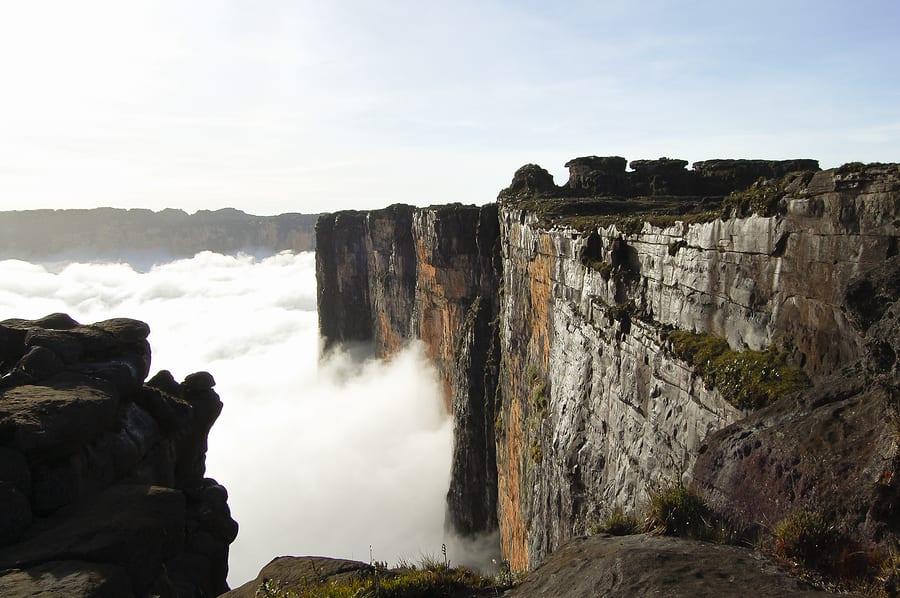 Picos no Brasil: Monte Roraima