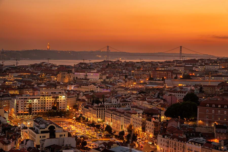Cidades mais baratas da Europa para ser nômade digital: Lisboa, Portugal