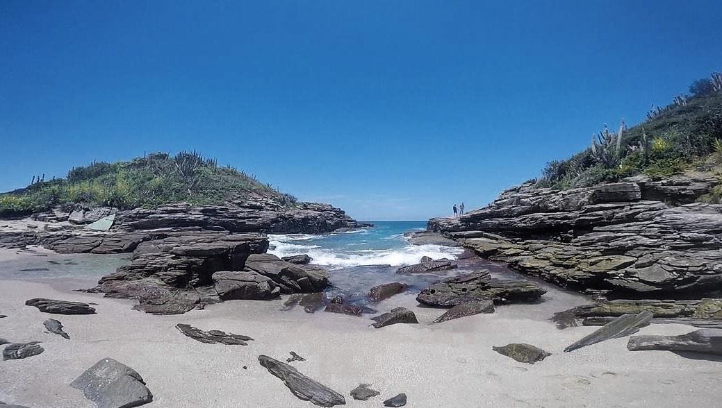 Cinco paraísos escondidos en Búzios que no te puedes perder - Brasil Praia da foca - Worldpackers