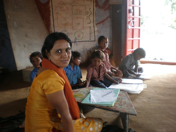 Social impact in Rajasthan, India