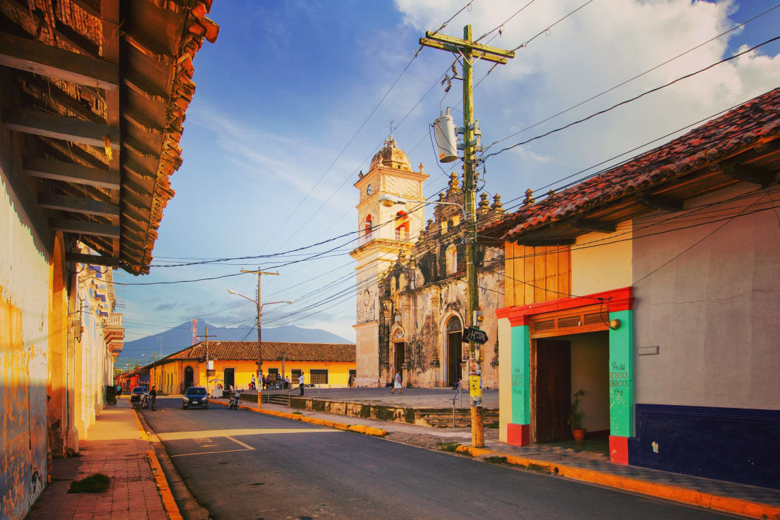 Places to travel in your 20's on a budget: Nicaragua