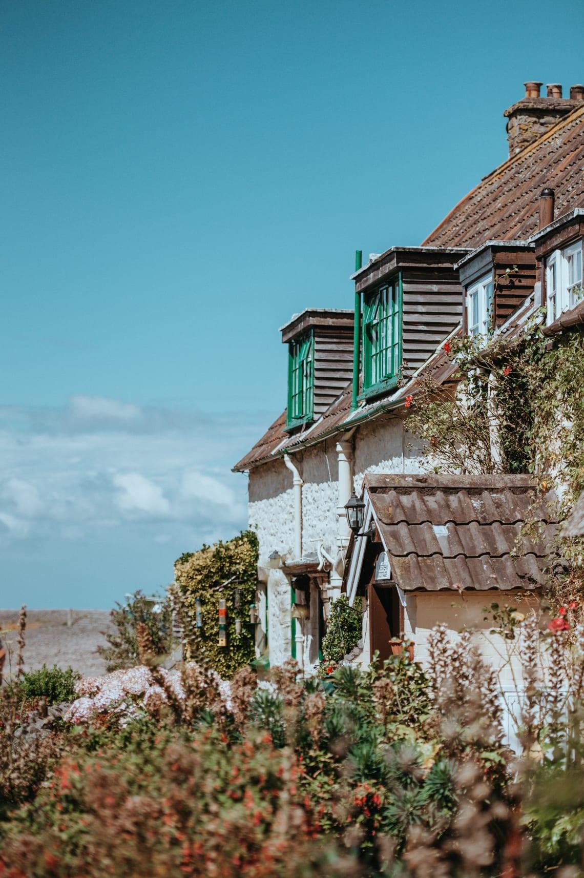 Traditional cottage, United Kingdom