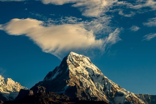 Montanhas na Ásia:Annapurna, Nepal