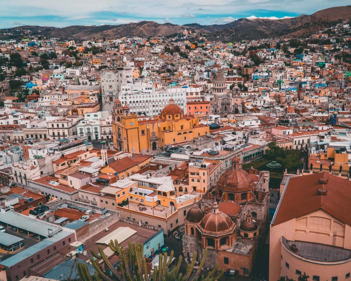 Viagem para o México: conhecer as ruas histórias de Guanajuato