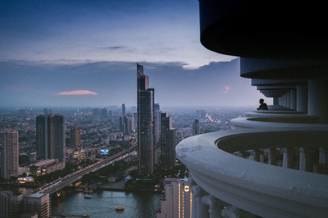 Bangkok é a primeira cidade que você deve visitar em seu mochilão pela Tailândia