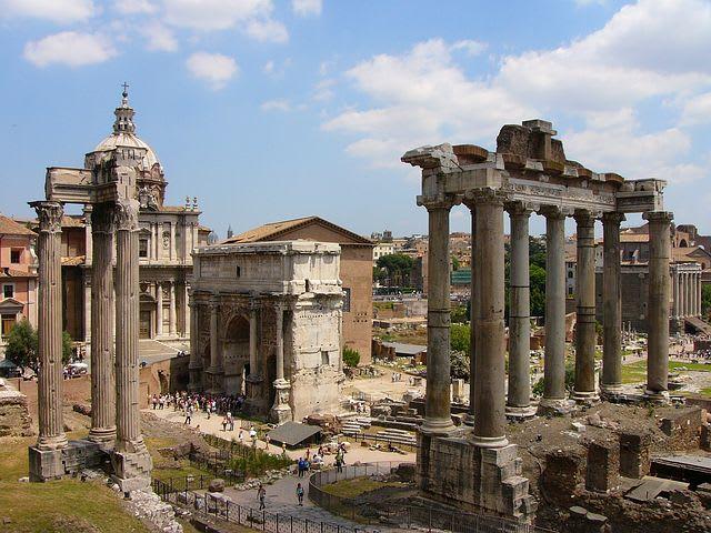 La guía definitiva para explorar Roma como un local - Worldpackers - foro romano