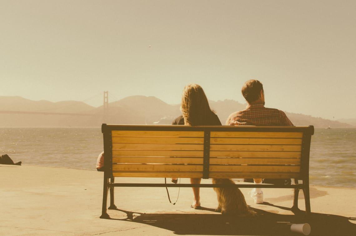 Couple, San Francisco, United States